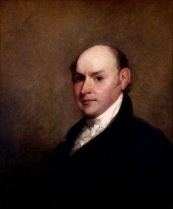 John Quincy Adams in 1818